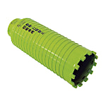 Poly-Click Series, Dry Type, Diamond Core Drill Bits for Blocks
