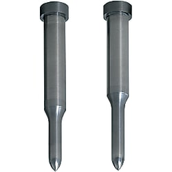 Carbide Pilot Punches -Tip R Type- Normal, Lapping