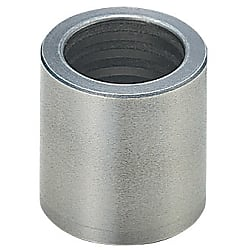 Stripper Guide Bushings  -3MIC Range, Oil-Free, Gray Cast Iron, LOCTITE Adhesive, Straight Type-