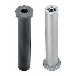 Precision Pivot Pins/Flanged/Hex Socket Head/Tapped