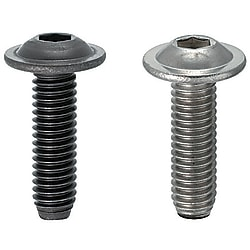 Button Head Cap Screws/Flanged