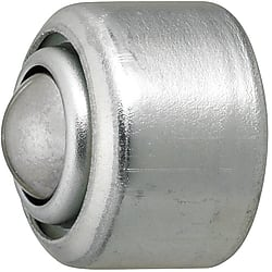 Ball Rollers/Press Fit/Press Formed/Flange Mount