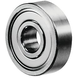 SS6906 ZZ NS2  BL Deep Groove Ball Bearing Narrow Series Stainless Steel