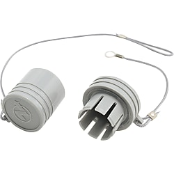 Environment-resistant Connector (LEB Series: Heat and Vacuum Resistant) Caps