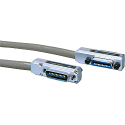 GP-IB Cable, Highly Reliable Metal Hood Type