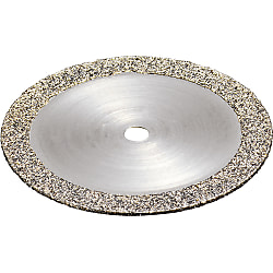 Diamond Disk with Specialized Mandrel