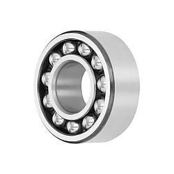 3317 M Angular Contact Ball Bearings 33 Main Dimensions To Din628 3 Double Row With Filling Slots Contact Angle A 35 Fag Misumi Mexico