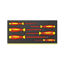 Insulated Screwdriver Set TCS-4660/4665