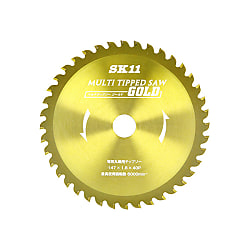 MULTI Circular Saw Blade For Electrical Miter Saws 4977292302159