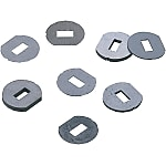 Spacers for Angular Button Dies (MISUMI)