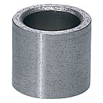 Stripper Guide Bushings -Oil-Free, Sintered Alloy, LOCTITE Adhesive, Straight Type-