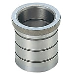 Stripper Guide Bushings  -3MIC Range, Oil, LOCTITE Adhesive, Headed Type-