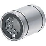 Linear Ball Bushings - Single/Double - Flanged Single/Double