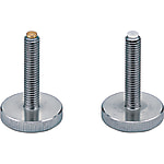 Knurled Knobs/with Tip Pad