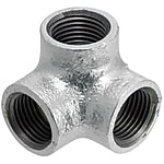 Low Pressure Fittings/3 Port Elbow