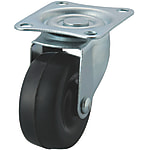 Casters - Light Load - Wheel Material: Urethane - Swivel