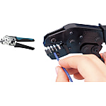 Crimp Terminal, Dedicated Crimping Tool, Manual Tools (CRIMPFOX6)