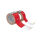 Red and White Tape Eco Precision Rod