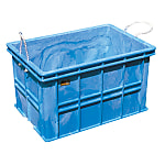 """R-Type Square Tub"" (Polyethylene)"