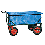 """RL-Type Square Tub"" (Polyethylene)(with Cart)"