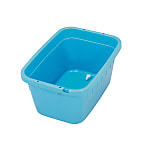 Tonbo Tub Jumbo with Drain Stopper (Square)