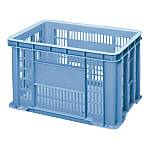 BS Type Mesh Container Blue